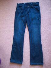 Levi's Womens Denim Jeans Boot 628 Dark Rinse Size 6R W28 6 Insteam 32 Classic