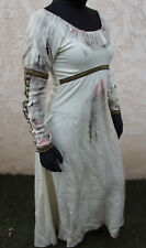 The Pirate Dressing renaissance wench medieval steampunk women Costume Dress S