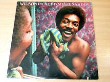 EX/EX- !! Wilson Pickett/Miz Lena's Boy/1973 RCA Victor LP/USA Issue