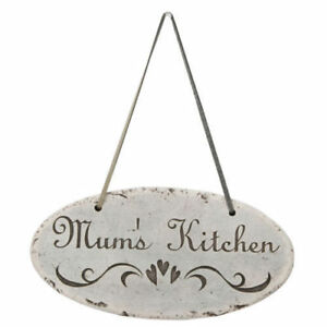 Mum's kitchen wall plaque Mothers Day Mum Gift