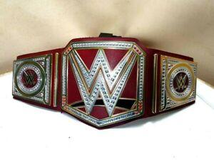 WWE Universal Champion Wrestling Belt Replica Kids Costume Mattel 2014