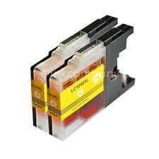 2x LC1240 XL MFC J5910DW MFC-J625DW MFC-J6510DW inkcompany yellow