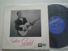 "CARLOS GARDEL St SPAIN 10"" LP VINYL 1960s EX Tango"