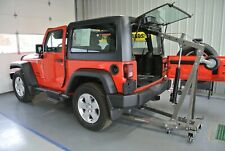 Freedom-Jack 3 Jk & Jl 2 Door Jeep Wrangler hard top lift ( read description )