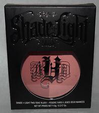 Kat Von D Shade + Light Two-Tone Blush Mickey + Mallory 0.137 oz **