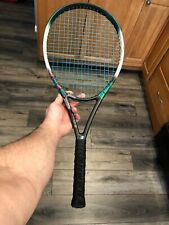 "Prince Thunderlite Oversize Tennis Racquet 110 Sq In 4 1/2"" Morph Beam Solid"
