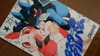 POKEMON doujinshi Lucario Zangoose Master (A5 24pages) kemono furry toiro album