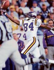 RANDY MOSS 8X10 PHOTO MINNESOTA VIKINGS FOOTBALL PICTURE NFL