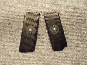 Custom Grips for CZ, Tokarev M57, M57A  Black