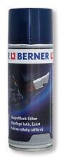 Auspufflack silber Hitzelack Spray bis 500°C 400ml Berner  2 Flaschen   175552