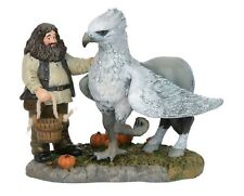 A Proud Hippogriff Indeed Pewter Gray 3 inch Resin Stone Figurine Snow Village