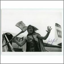 Screaming Lord Sutch 1960s Modern Print Signed By Gunter Zint (Germany)