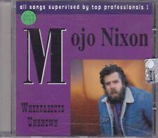 MOJO NIXON - whereabouts unknow CD