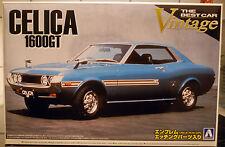 1971 toyota celica 1600 GT, 1:24, 041802 Aoshima