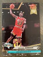 1992-93 Fleer Ultra NBA Jam Session #216 Michael Jordan Basketball Card 1992