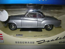 1:18 Revell Borgward Isabella Coupe silber/silver in OVP