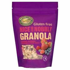 Natures Path Organic Granola - Strawberry Raspberry & Blueberry 312G (4 Pack)