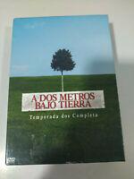 A Due Metri Basso Terra Seconda Stagione 2 Completa - 5 X DVD + Extra - 5T