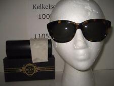 NEW DITA Savoy 22005E-53 Tokyo Tortoise Frame Dark Green Lens Sunglasses Case BX