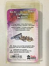 Easy-To-Do 3/16 Eyelets & Setter Tandy Leather 3632-00