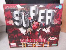 Deadpool ~ 1/6 Scale Pre-Painted PVC Figure ~ Kotobukiya ArtFX 2017 Marvel Now!