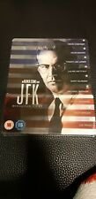 JFK Blu ray Steelbook OVP