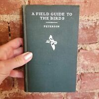 A Field Guide to the Birds - Roger Tory Peterson - 1934 Rare 1st edition