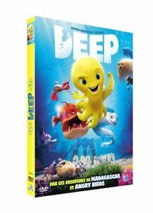 DVD DEEP SUPER HEROS DE L'OCEAN