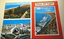 Spain Gran Canaria Playa del Ingles 5122 - posted