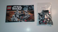 Lego Star Wars First Order Transport Speeder Battle Pack 75166 No Mini Figures
