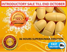 10 X 20mg INTENSE X YELLOW SEX TABLETS ERECTION AID FOR MEN PILLS @ SALE PRICE