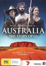 Australia: The Story of Us (DVD, 2015, 2-Disc Set)