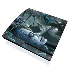 Sony PS3 Slim Console Skin - Dreams by Robert Steven Connett - DecalGirl Decal