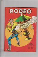 RODEO n°279 - Novembre 1974.  Aventures de Tex. Etat neuf