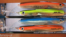 2 x JAXON PILKER BORN DOUBLE PAINT 180g SEA LURES - PERFECT ON THE BIG FISH !!!
