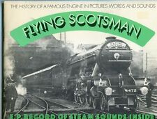 Flying Scotsman - History of Famous Engine in Words, Pictures & Sounds Inv81