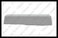 2 Pound Polishing Compound White Mirror Shine Aluminum Steel Rogue Made in USA