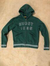 Rugby Ralph Lauren mens hooded sweatshirt M vintage green