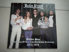 JUDAS PRIEST Mother soun LP Rare live & demos 73-78