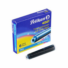 Pelikan Tintenpatronen 4001 Tp/6 Türkis 301705