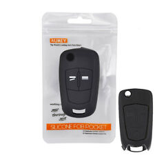 Silicone Key Cover Case For Vauxhall Corsa Astra Vectra Tigra Zafira Signum