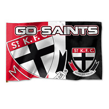 Official AFL St Kilda Saints Game Day Large Flag (NO STICK/FLAG POLE)