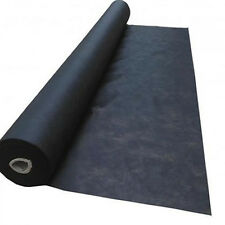 1m x 80m Weed Control Landscape Fabric Membrane Mulch Ground Cover