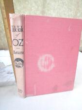 TIK-TOK Of OZ,1914,L. Frank Baum,Illustrated