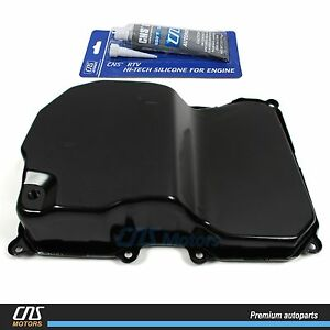 Transmission Pan Automatic A/T AT 05-14 VW Beetle CC Golf Jetta Passat Rabbit