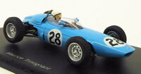 Spark 1/43 Scale Model Car S1627 - BRM P57 French GP 1964 - M.Trintignant