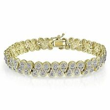Natural Not Enhanced Diamond Fine Bracelets