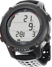 Oceanic GEO 4.0 Dive Computer Scuba Wrist Watch Black