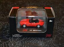 MALIBU INTERNATIONAL BMW Z8 CABRIO RED 1:87
