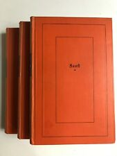 Goethe Werke, Literatur Klassiker, Deutsche Klassiker, Faust Goethe